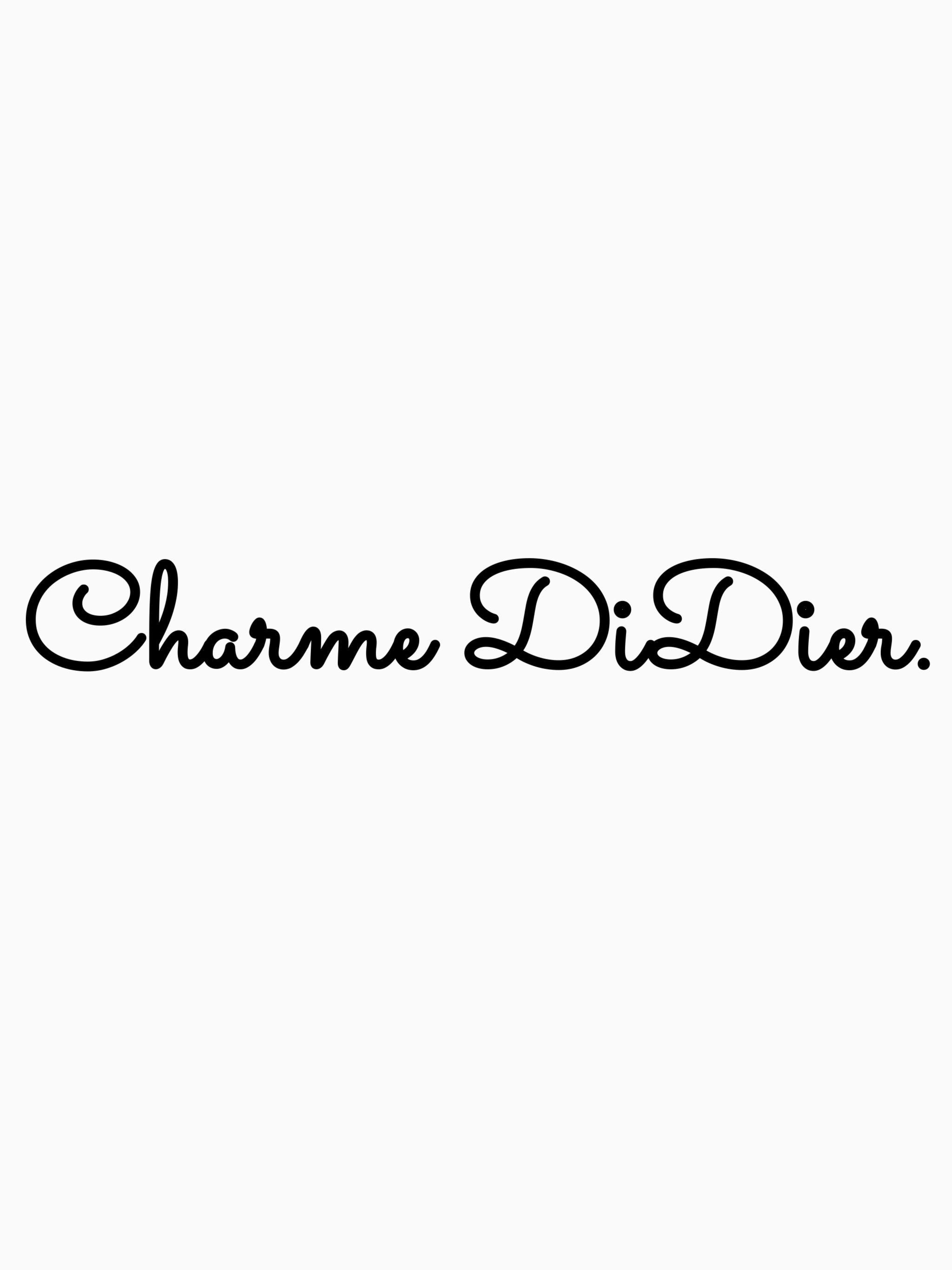 Charme DiDier.
